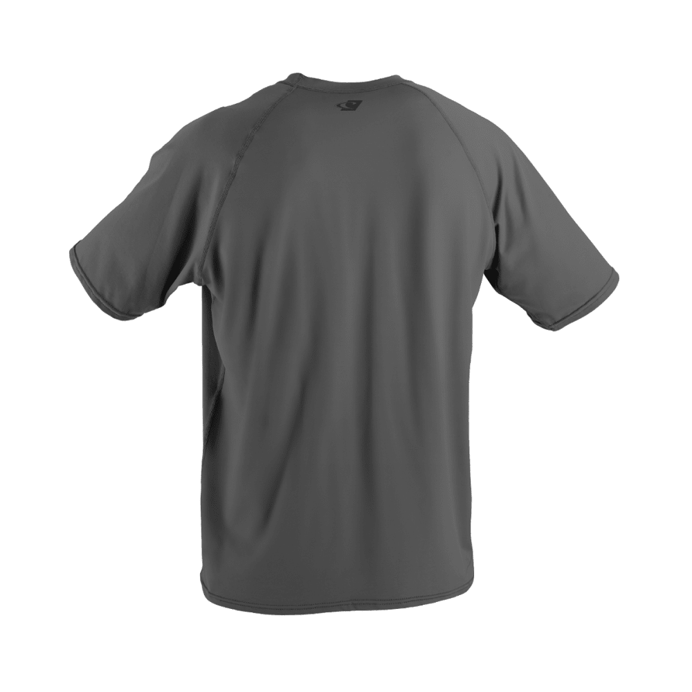 O'NEILL Men's Short-Sleeve 24/7 Tech Crew-Neck Tee - DK GRAY