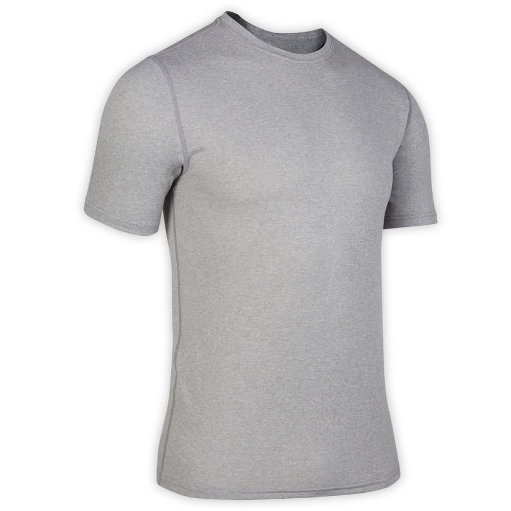 EMS® Men's Techwick® Tech Short-Sleeve Tee - ATHLETIC GREY HEATHE