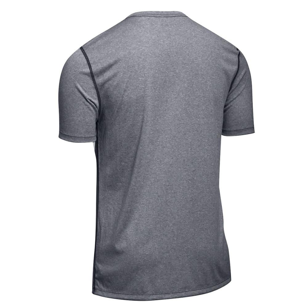 EMS® Men's Techwick® Essentials Short-Sleeve Crew  - JET BLACK
