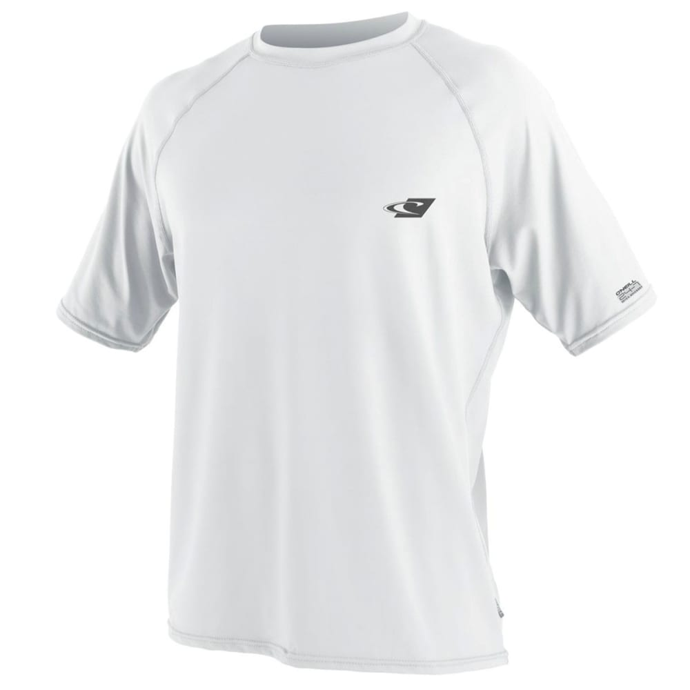 O'NEILL 24-7 Tech Short-Sleeve  Shirt - WHITE