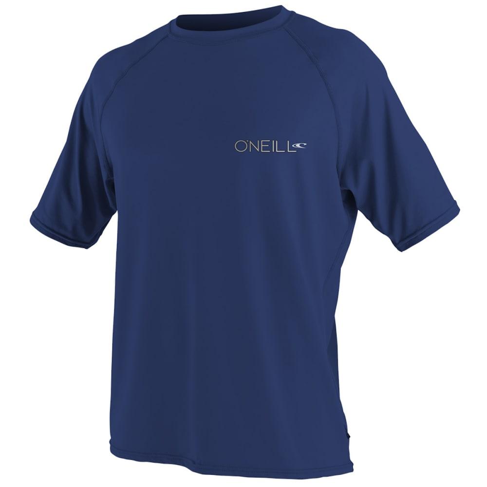 O'NEILL 24-7 Tech Short-Sleeve  Shirt - NAVY