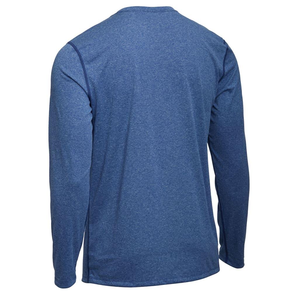 EMS® Men's Techwick® Essentials Long-Sleeve Crew  - LIMOGES