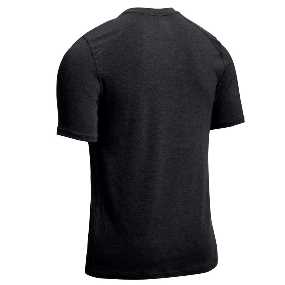 EMS® Men's Techwick®  Journey Short-Sleeve Tee - JET BLACK