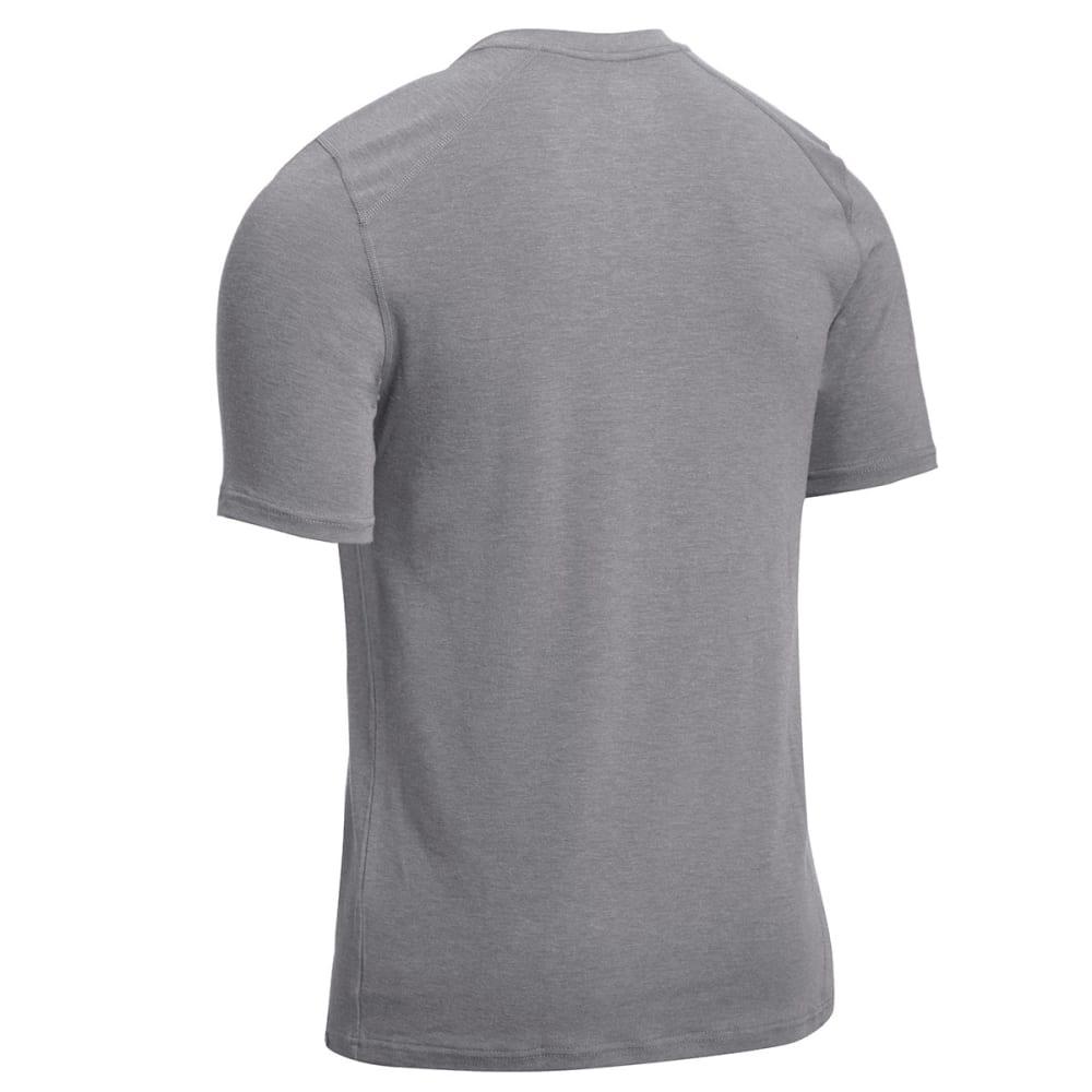 EMS® Men's Techwick®  Journey Short-Sleeve Tee - PEWTER