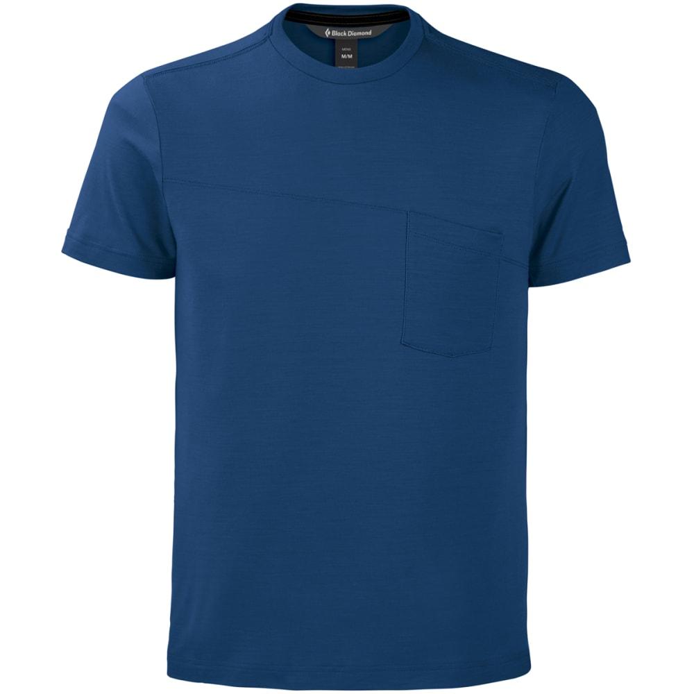 BLACK DIAMOND Men's Deployment Pocket T-Shirt - IMPERIAL