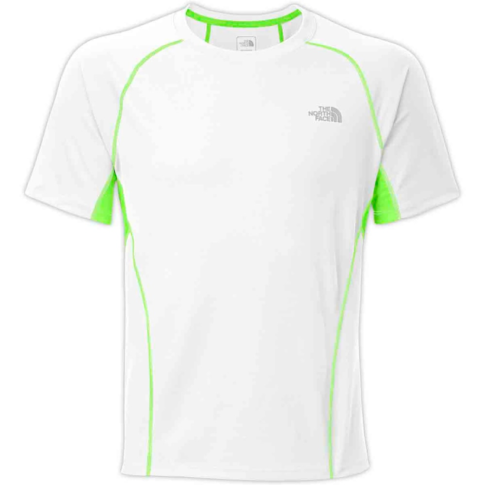 THE NORTH FACE Men's GTD T-Shirt - WHITE