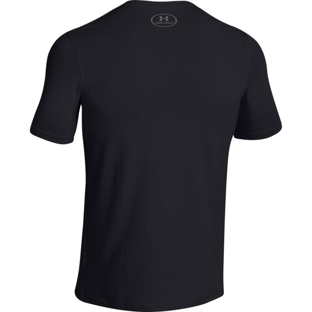 UNDER ARMOUR Men's DayTripper T-shirt - BLACK