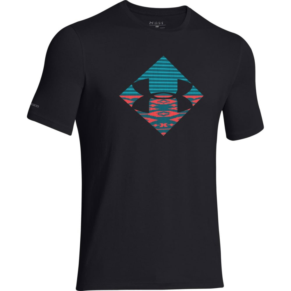 UNDER ARMOUR Men's DayTripper T-shirt - BLACK