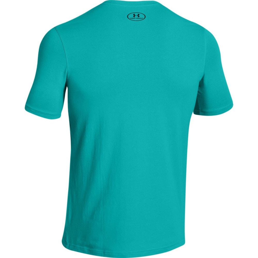 UNDER ARMOUR Men's DayTripper T-shirt - GAZEBO GREEN
