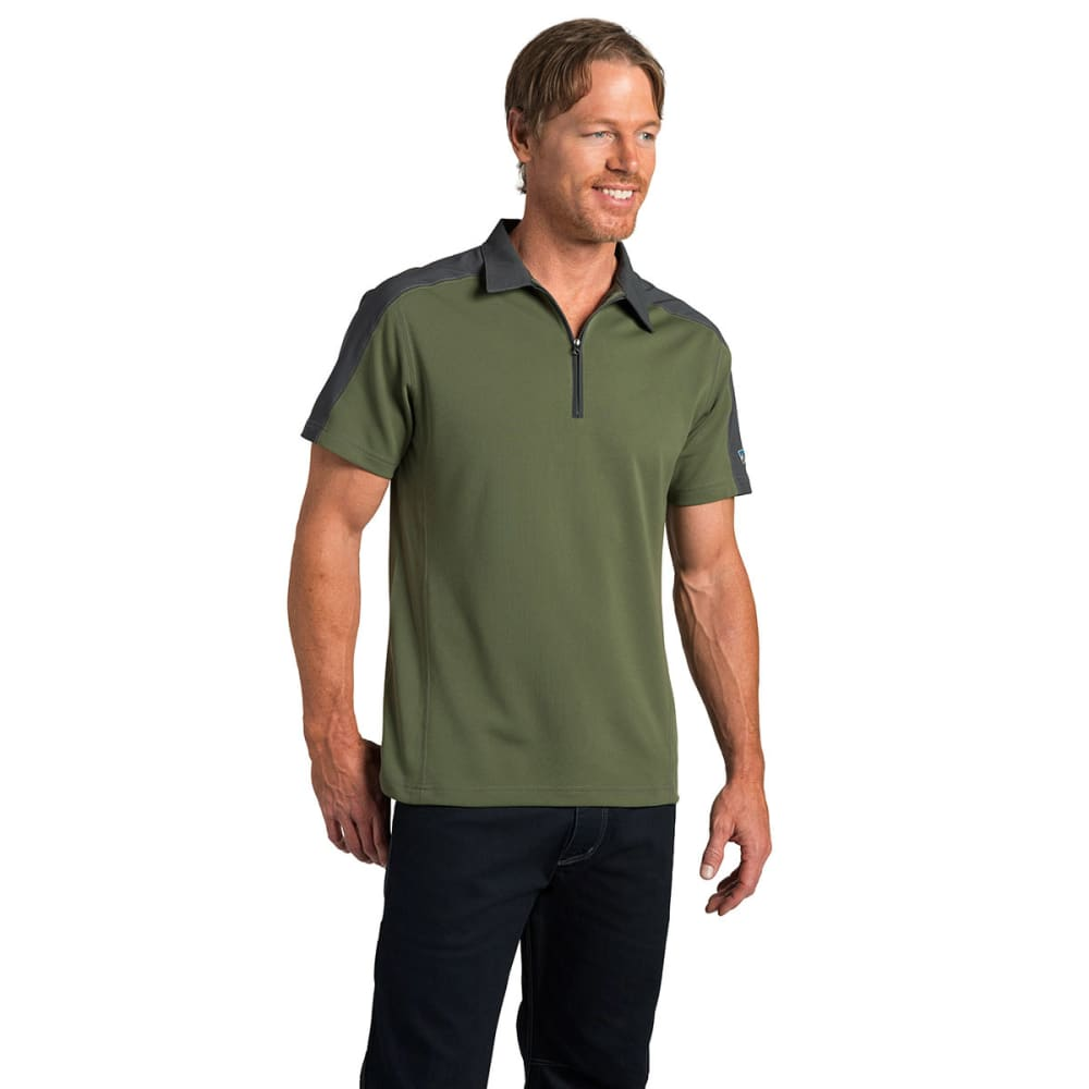 KÜHL Men's Shadow Polo  - OLIVE