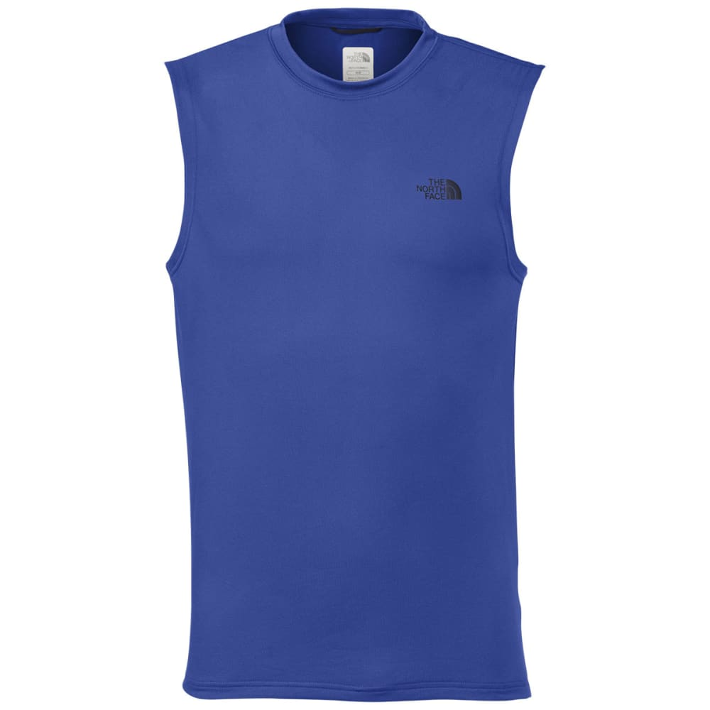 THE NORTH FACE Men's Reaxion Amp Tank - HONOR BLUE
