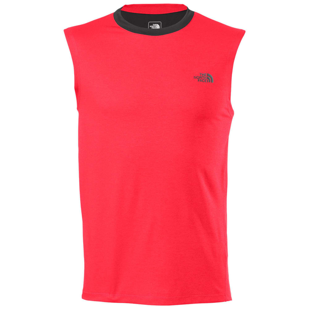 THE NORTH FACE Men's Ampere Tank - FIERY RED