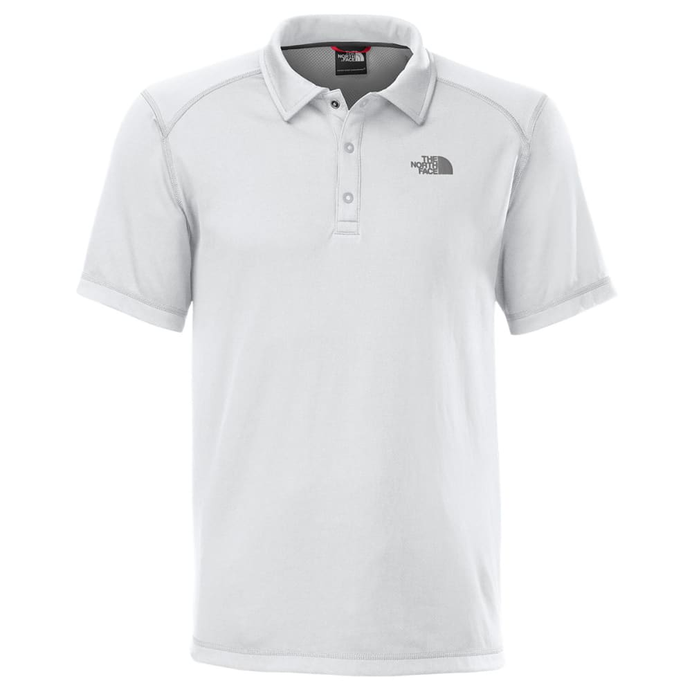 THE NORTH FACE Men's Cool Horizon Polo - HIGHRISE GREY
