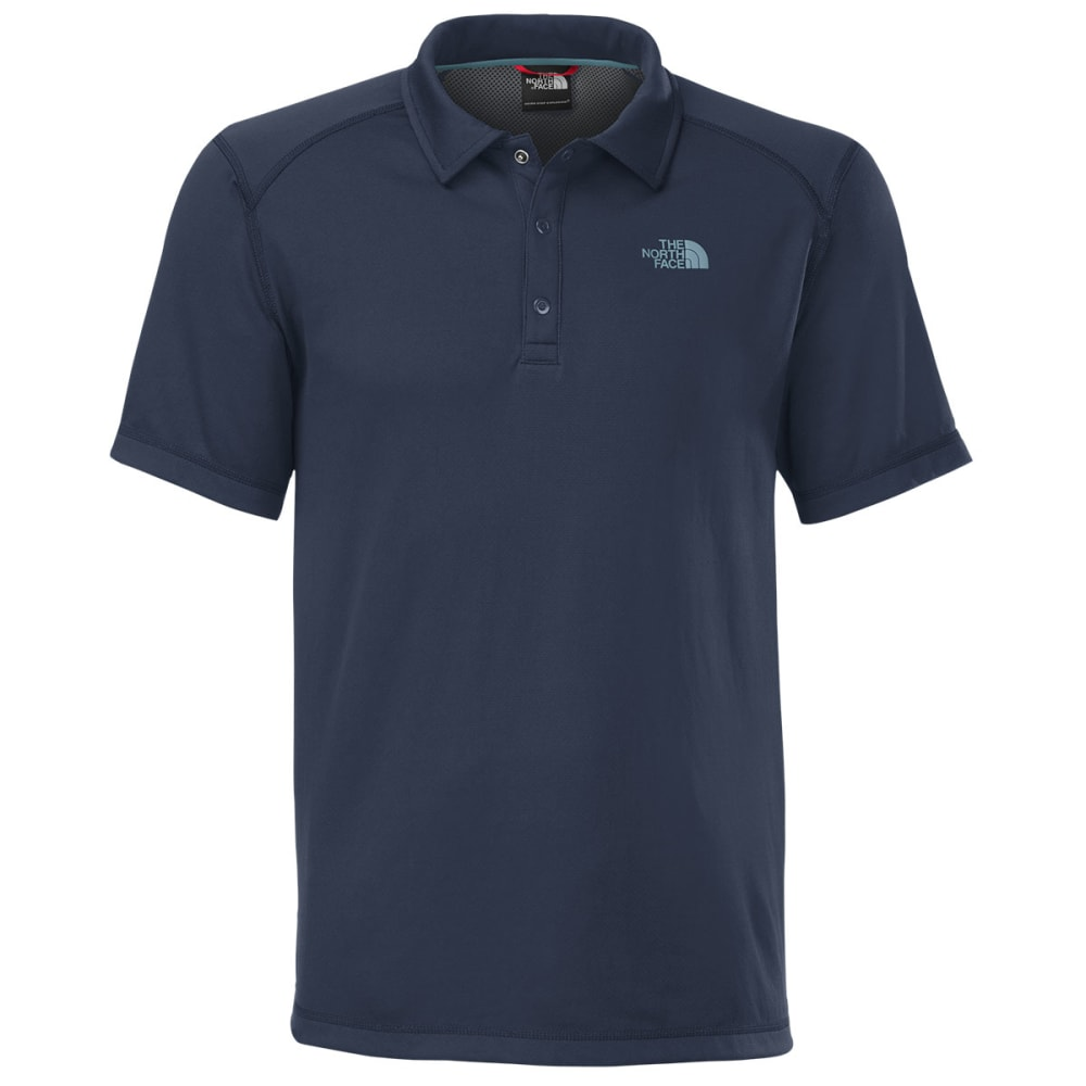 THE NORTH FACE Men's Cool Horizon Polo - COSMIC BLUE