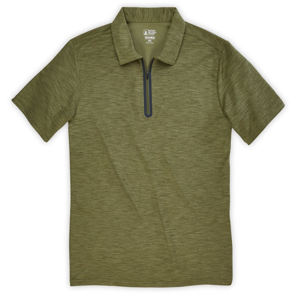 EMS® Men's Pursuit Polo   - LODEN GREEN
