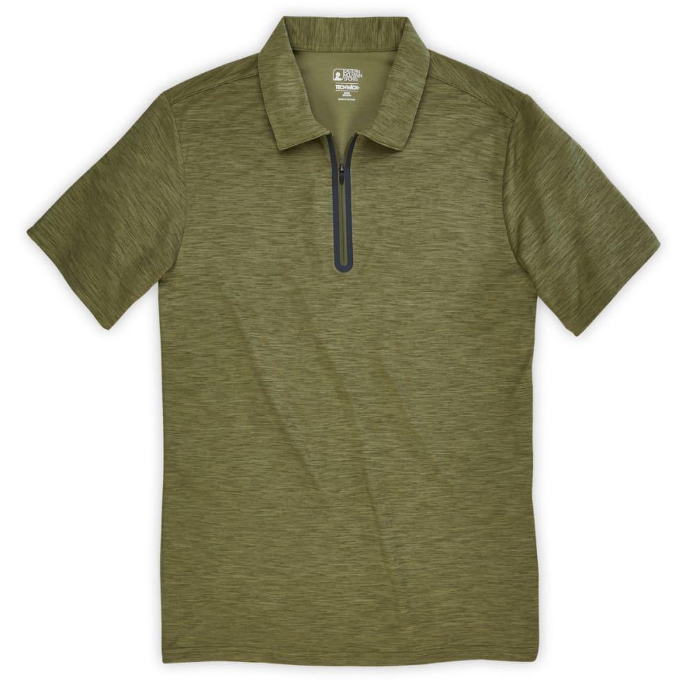 EMS® Men's Pursuit Polo  - LODEN GREEN
