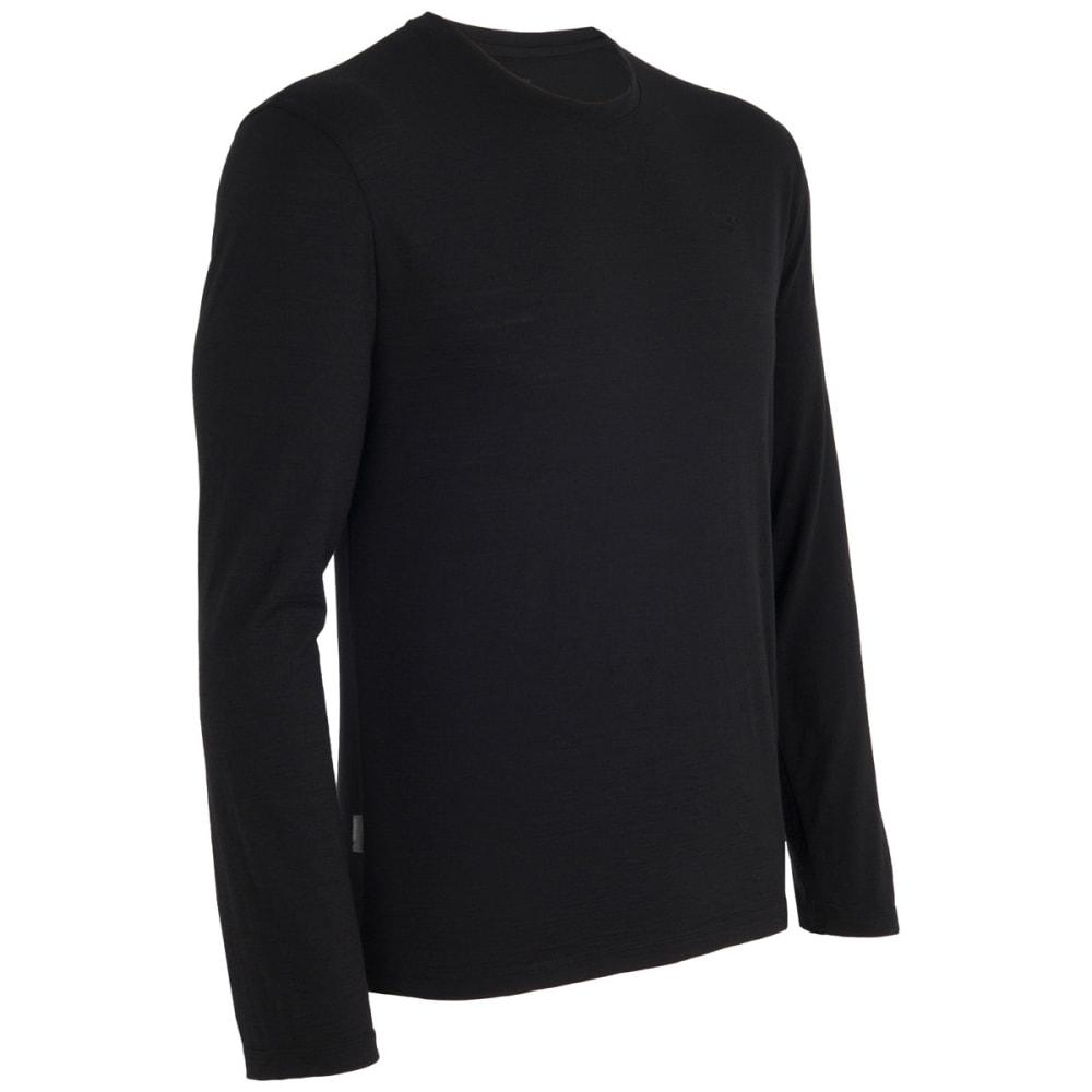 Icebreaker Men's Tech T Lite T - Black - Size M 100900