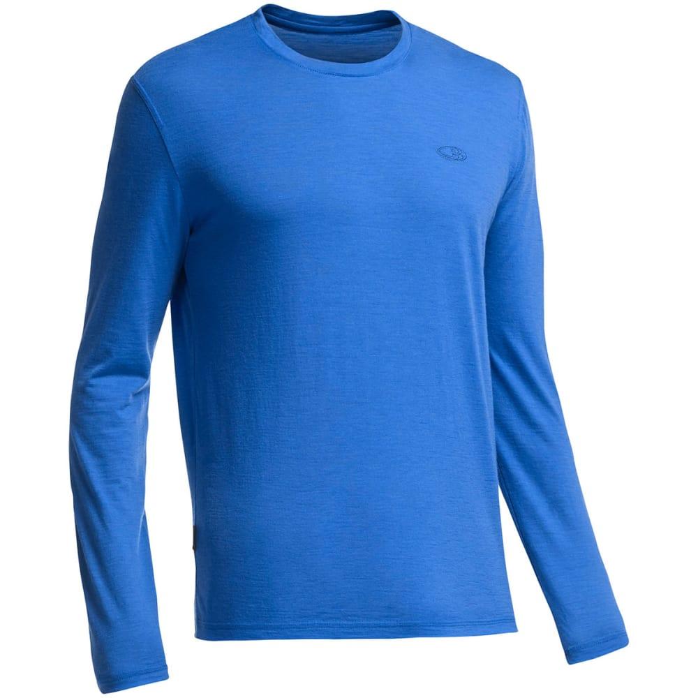 Icebreaker Men's Tech T Lite T - Blue - Size M 100900