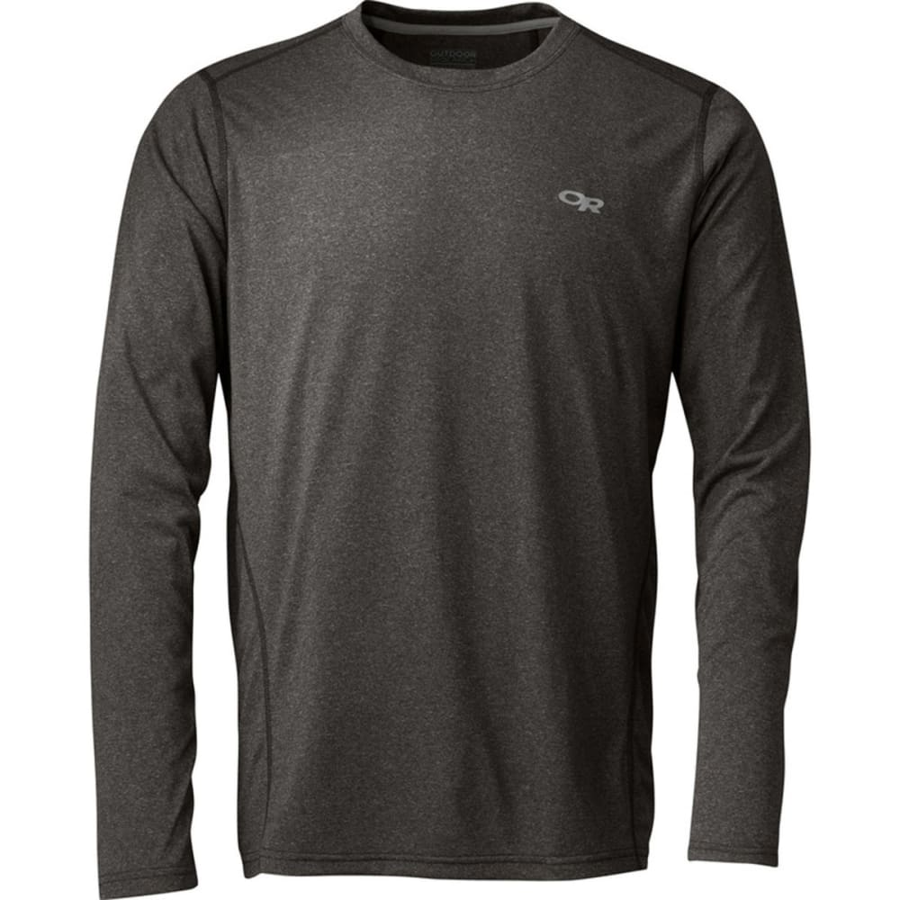 OUTDOOR RESEARCH Ignitor Tee, L/S - CHARCOAL