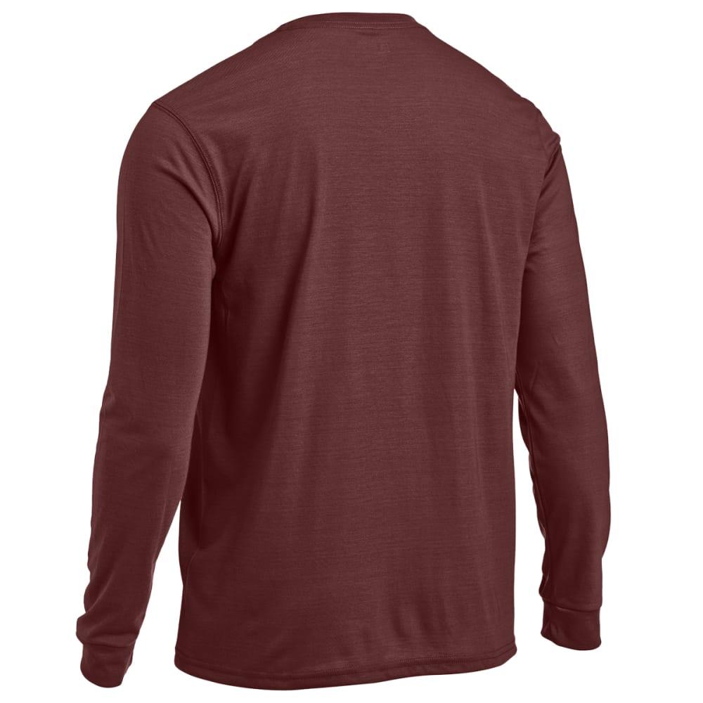 EMS® Men's Techwick® Vital Long-Sleeve Pocket Tee  - ANDORRA