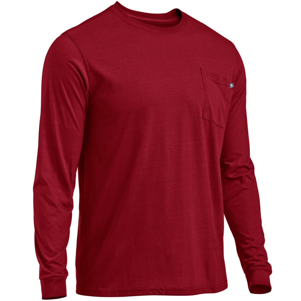 Berne Men's Heavyweight Long Sleeve Pocket T-Shirt is rated out of 5 by Rated 5 out of 5 by uncleudo from big for big men. I am a big man and the long sleeve Berne T-shirt is great for a big man/5(13).