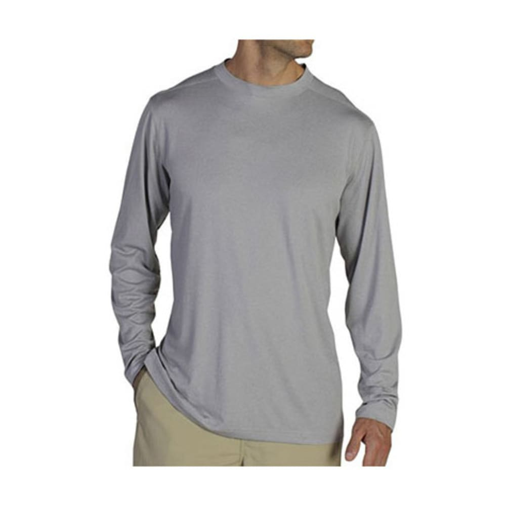 EXOFFICIO Men's BugsAway® Impervio Shirt, L/S   - CEMENT
