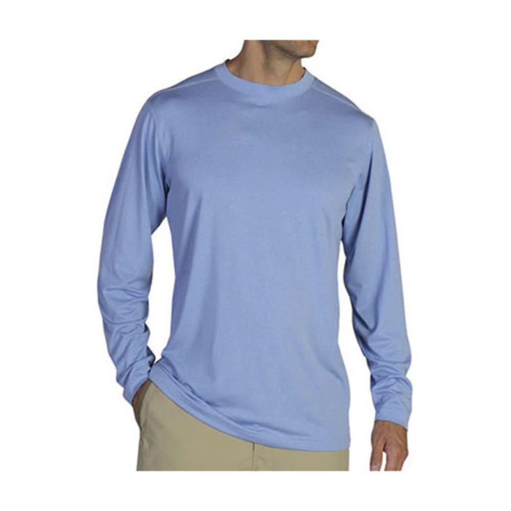 EXOFFICIO Men's BugsAway® Impervio Shirt, L/S   - CAYMAN BLUE