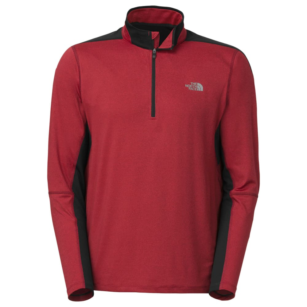 THE NORTH FACE Men's Kilowatt Jacket - BIKING RED