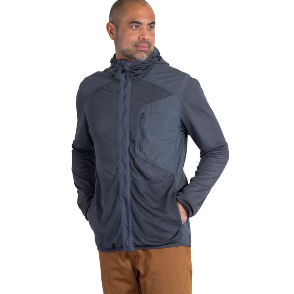 EXOFFICIO Men's BugsAway® Sandfly Jacket     - 9420-DARK PEBBLE