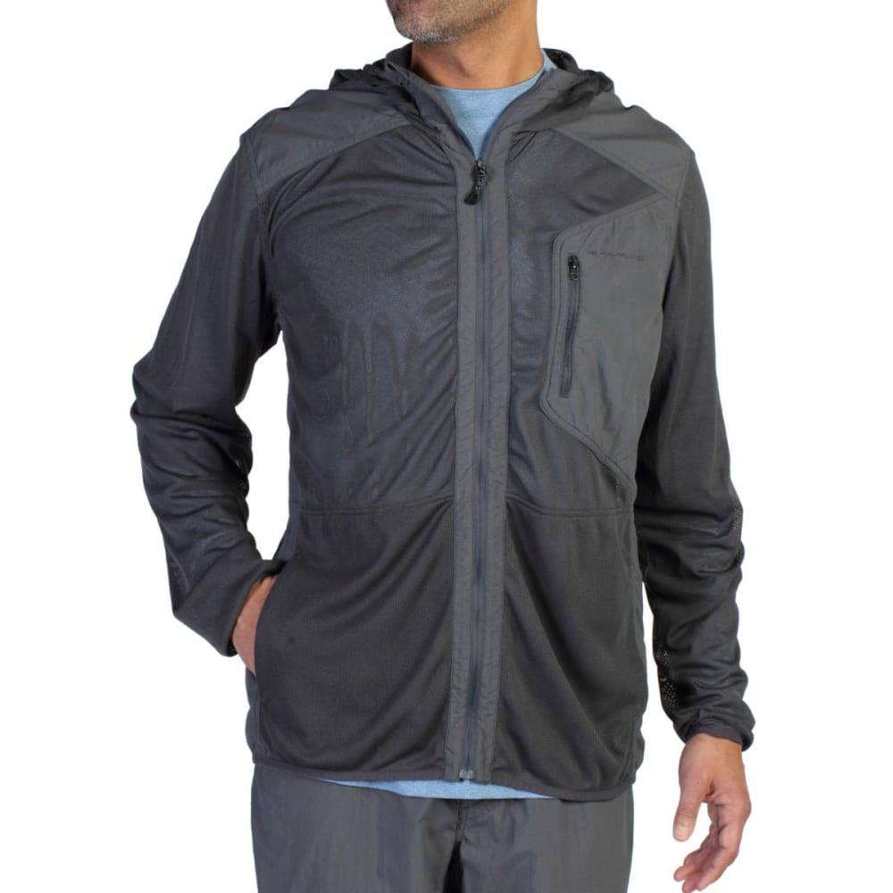 EXOFFICIO Men's BugsAway® Sandfly Jacket   - 9420-DARK PEBBLE