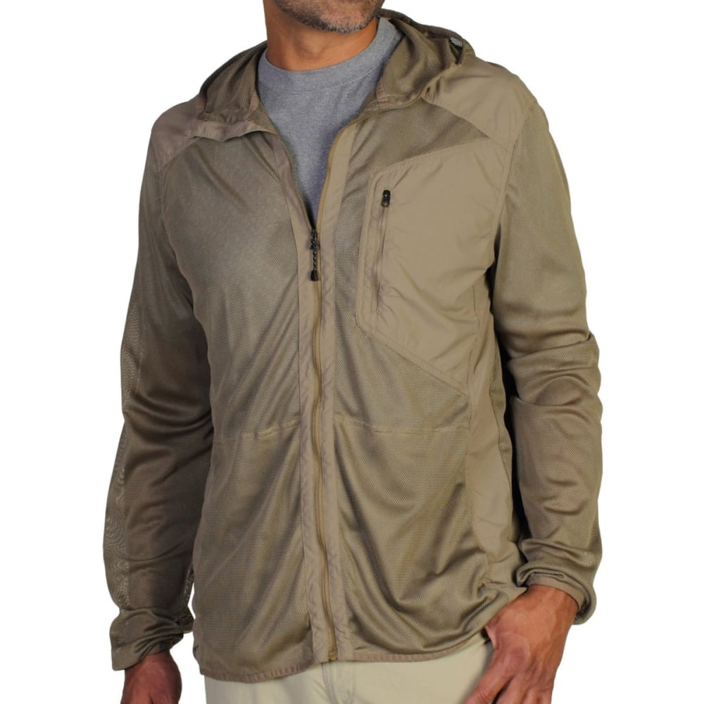 EXOFFICIO Men's BugsAway® Sandfly Jacket   - WALNUT