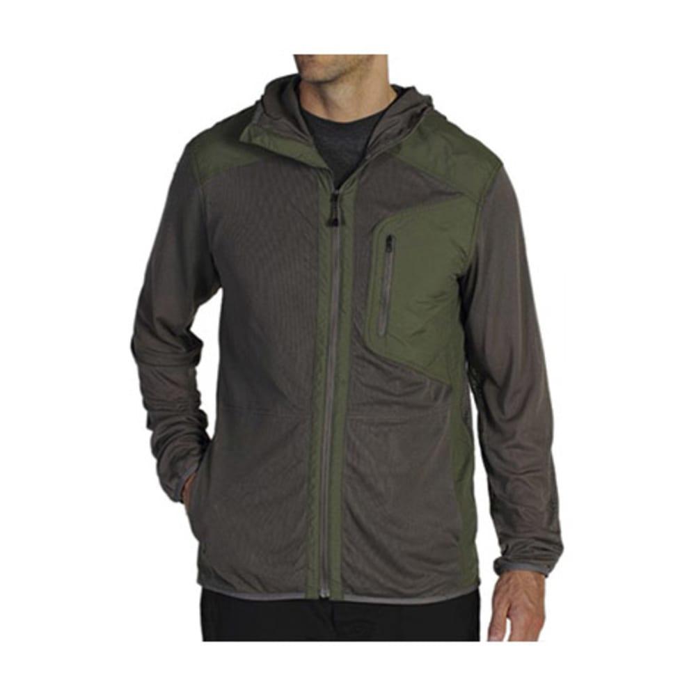 EXOFFICIO Men's BugsAway Sandfly Jacket - SLATE