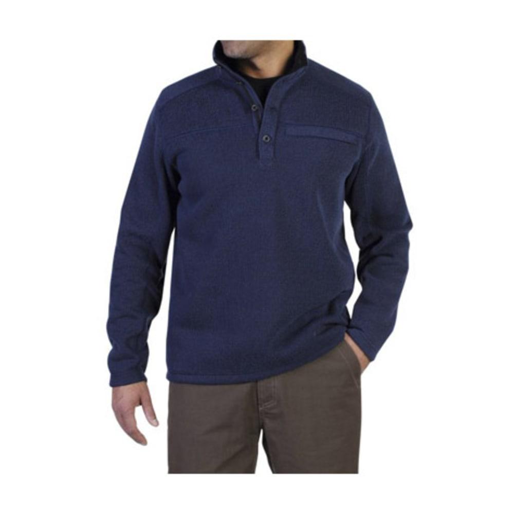 EXOFFICIO Men's Alpental Pullover - MIDNIGHT