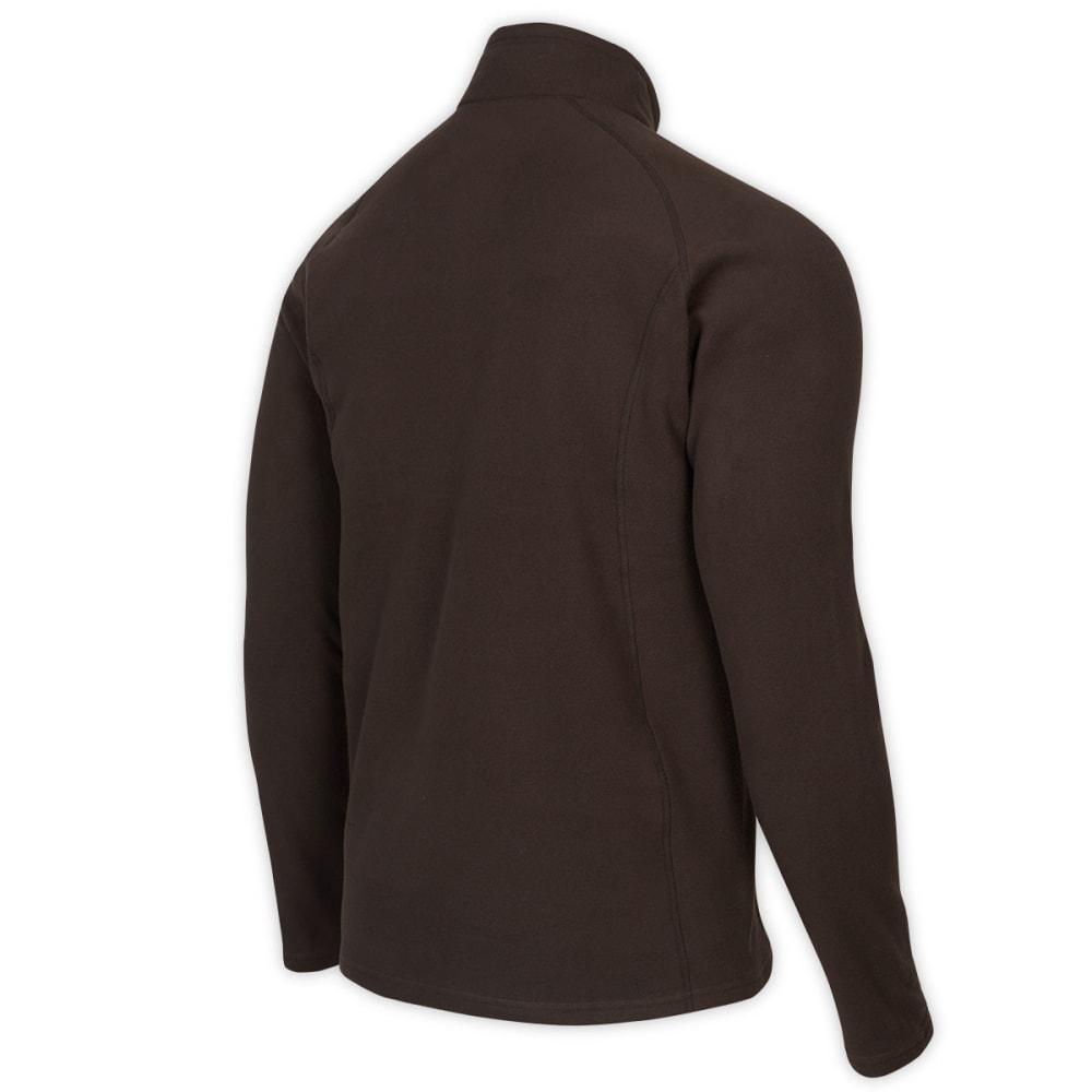 EMS® Men's Coldsnap Micro fleece ¼ Zip - MULCH