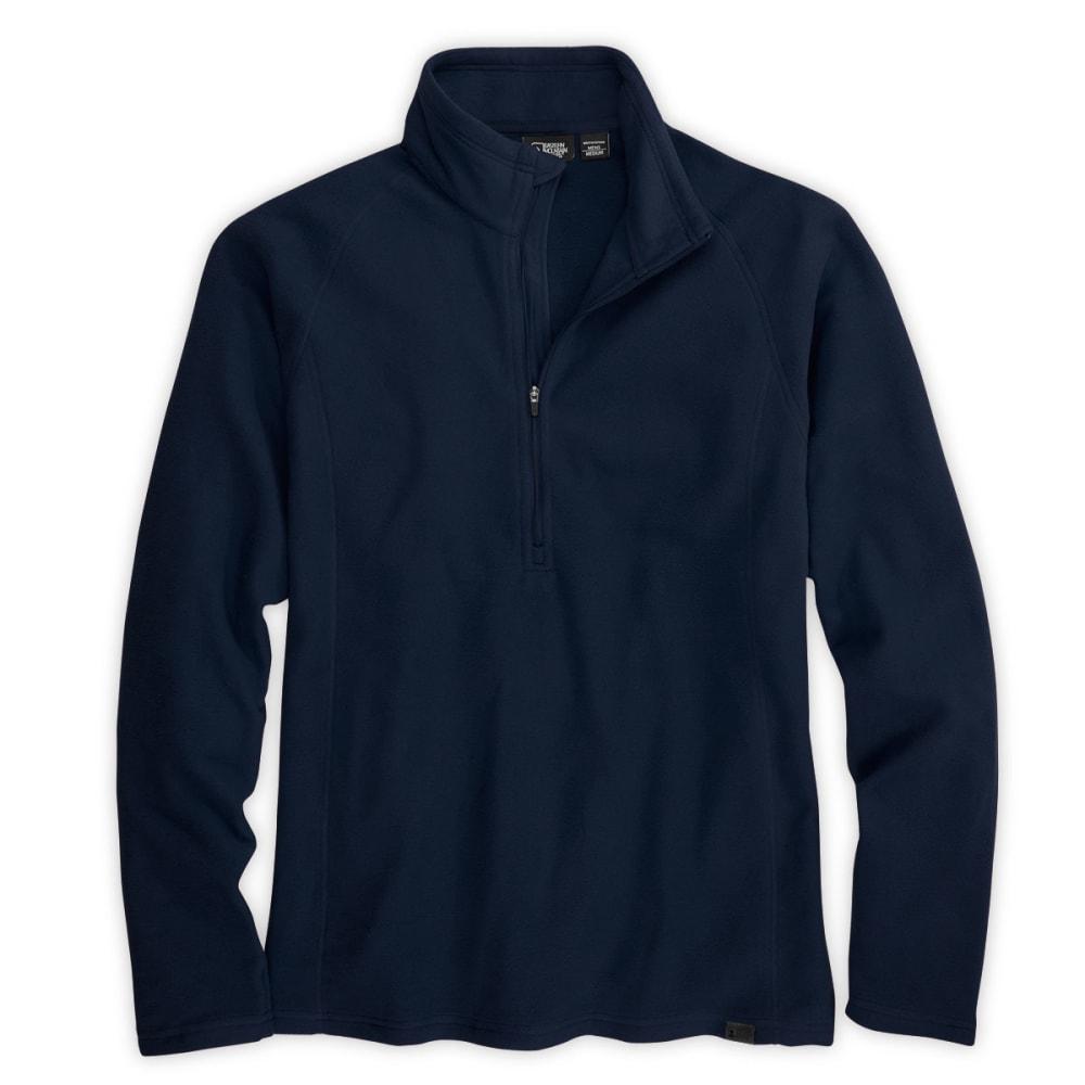 EMS® Men's Coldsnap Micro fleece  ¼ Zip  - NAVY