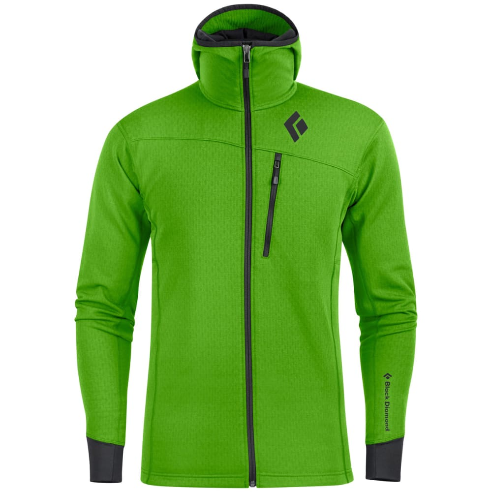 BLACK DIAMOND Men's CoEfficient Hoody - GREEN