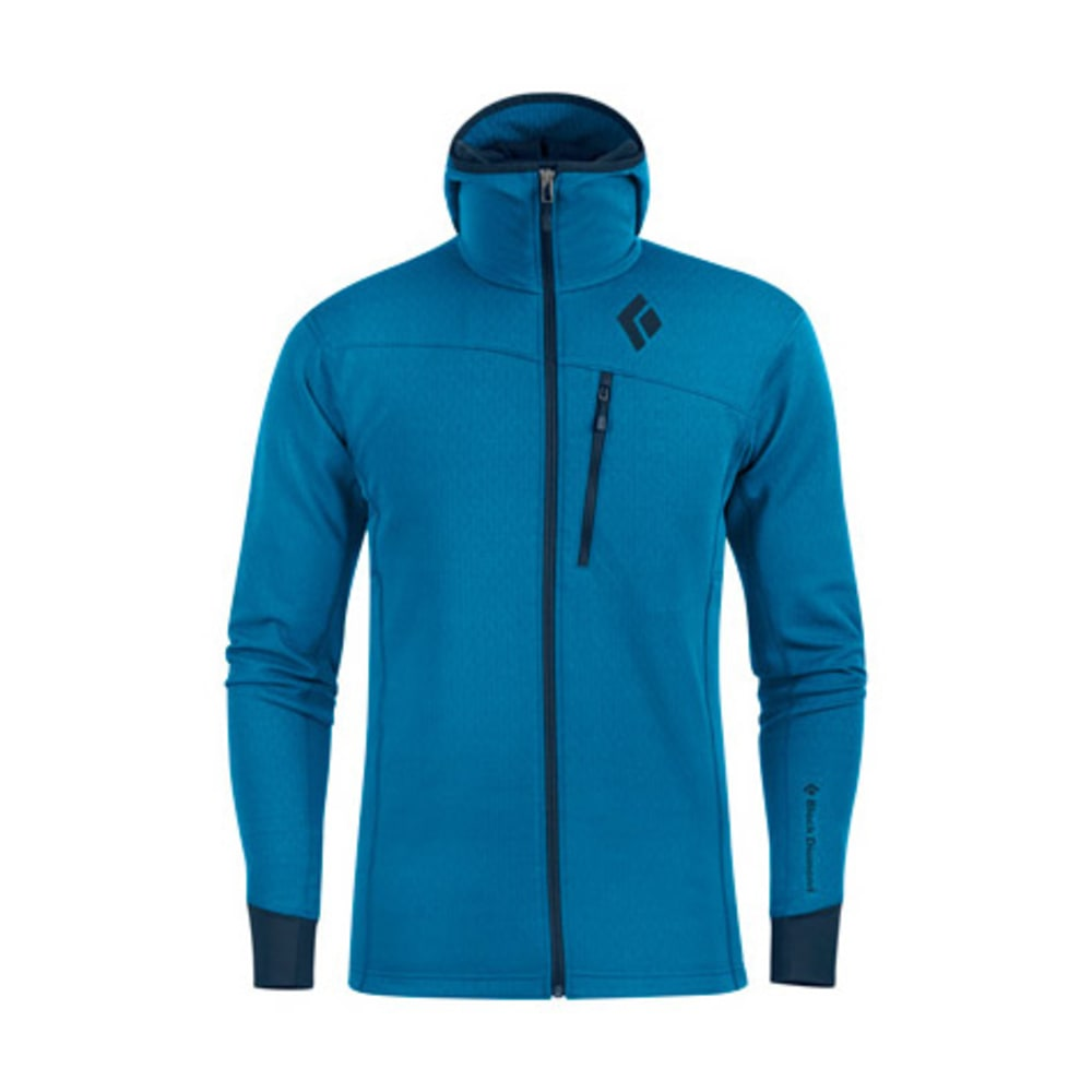 BLACK DIAMOND Men's CoEfficient Hoody - SAPPHIRE