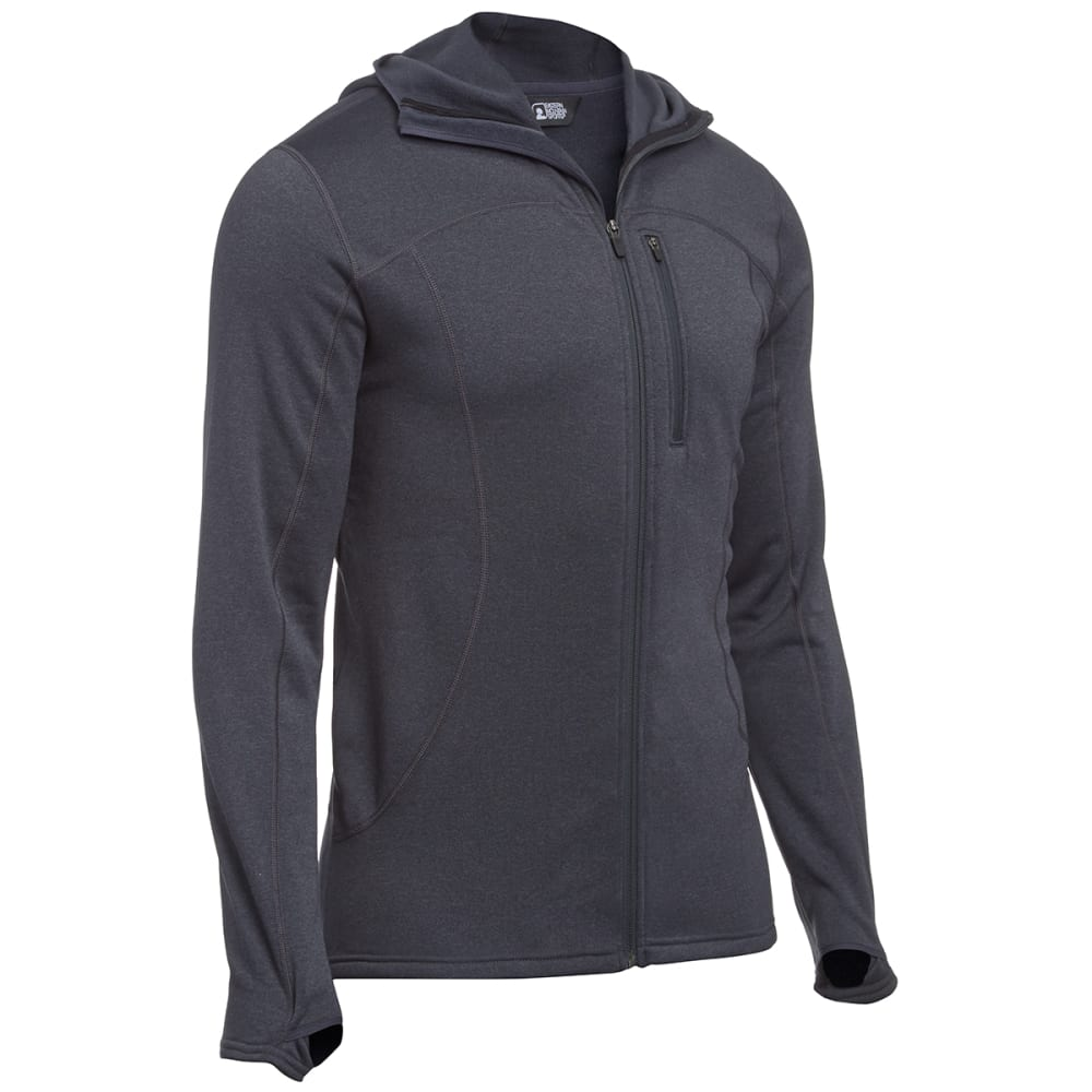 EMS® Men's Vector Power Stretch® Hoodie   - EBONY