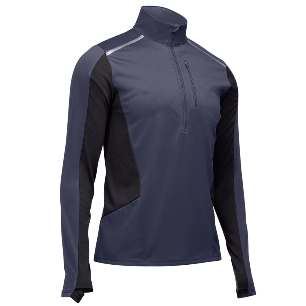 EMS® Men's Northshield Wind ½ Zip  - EBONY