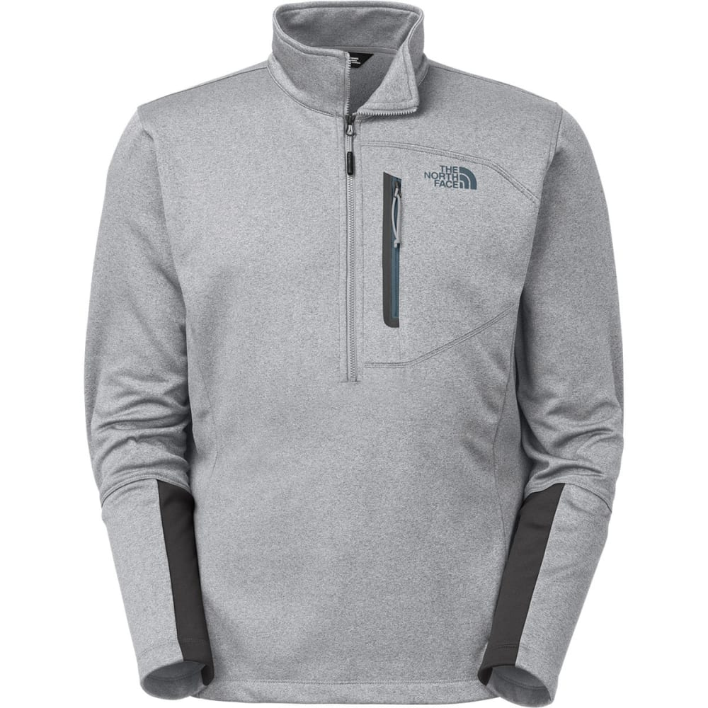 THE NORTH FACE Men's Canyonlands ½ Zip - HIGHRISE GREY