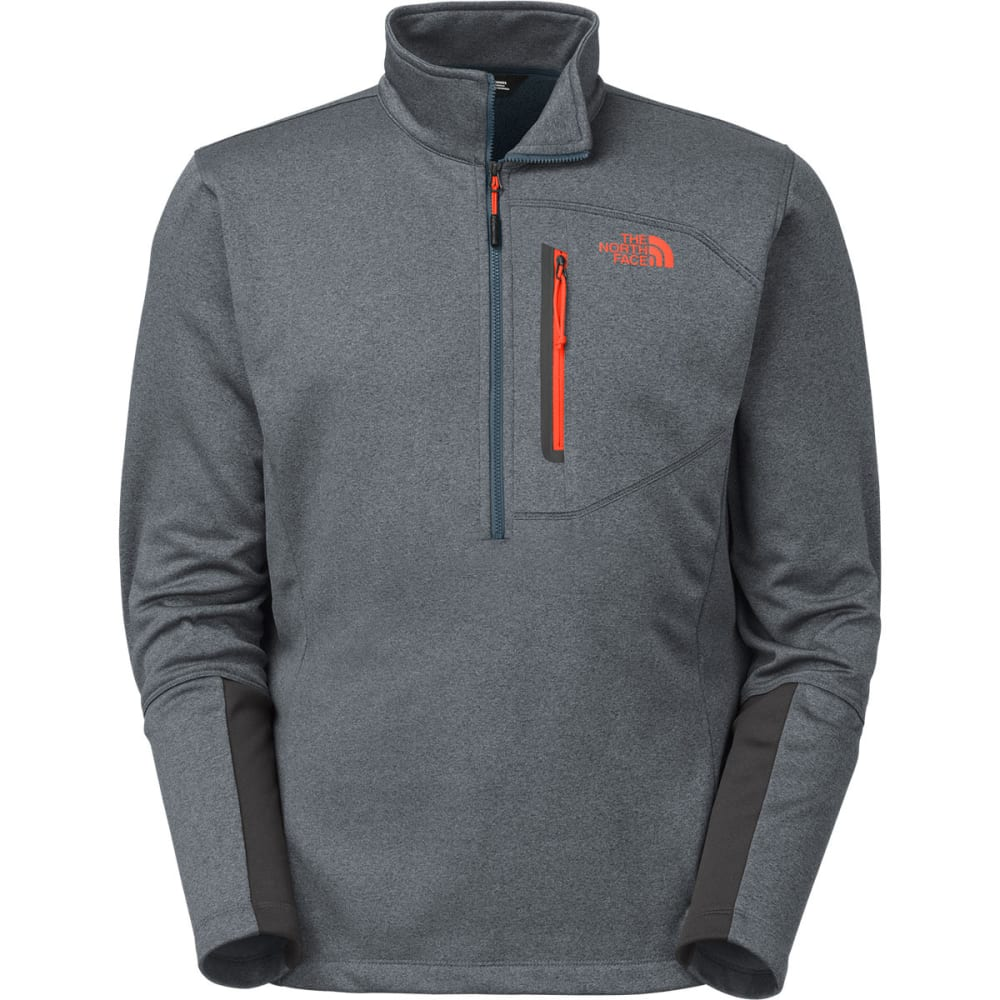 THE NORTH FACE Men's Canyonlands ½ Zip - CONQUER BLUE