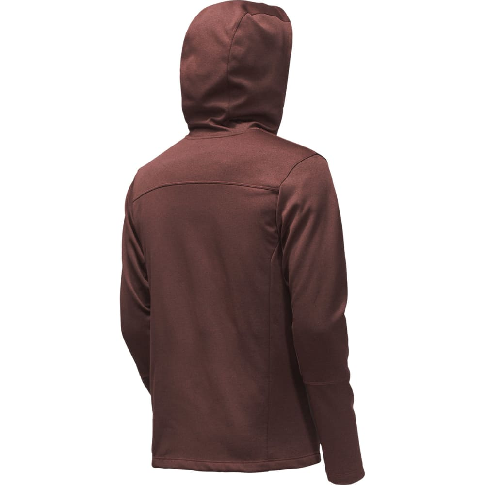 THE NORTH FACE Men's Canyonlands Hoodie - SEQOIA RED/ASHALT