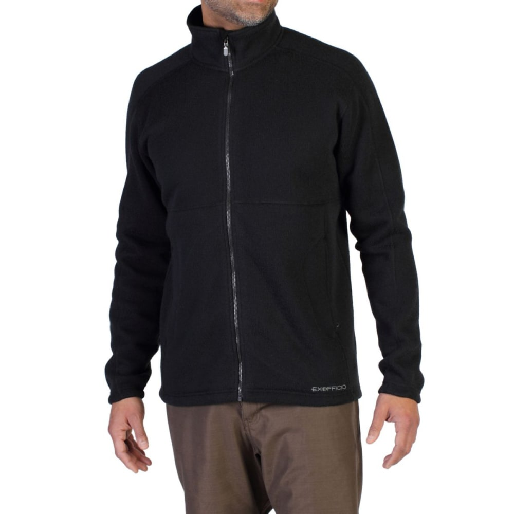 EXOFFICIO Men's Alpental Jacket  - BLACK