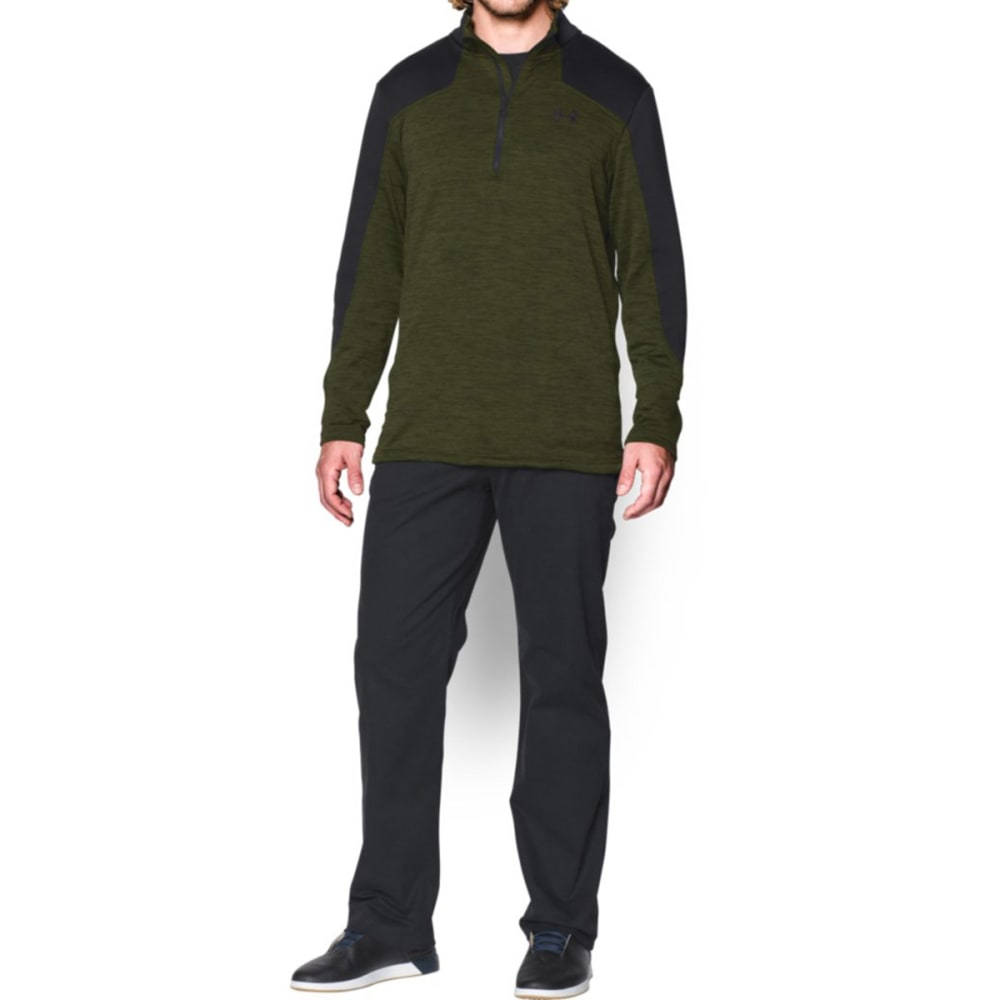 UNDER ARMOUR Men's Expanse ¼ Zip - GREEN