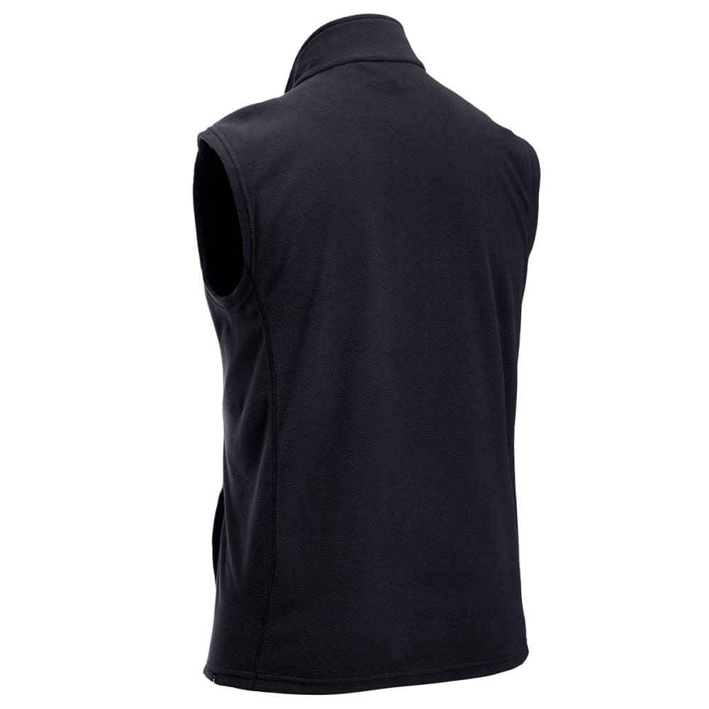 EMS® Men's Classic Micro Fleece Vest - JET BLACK