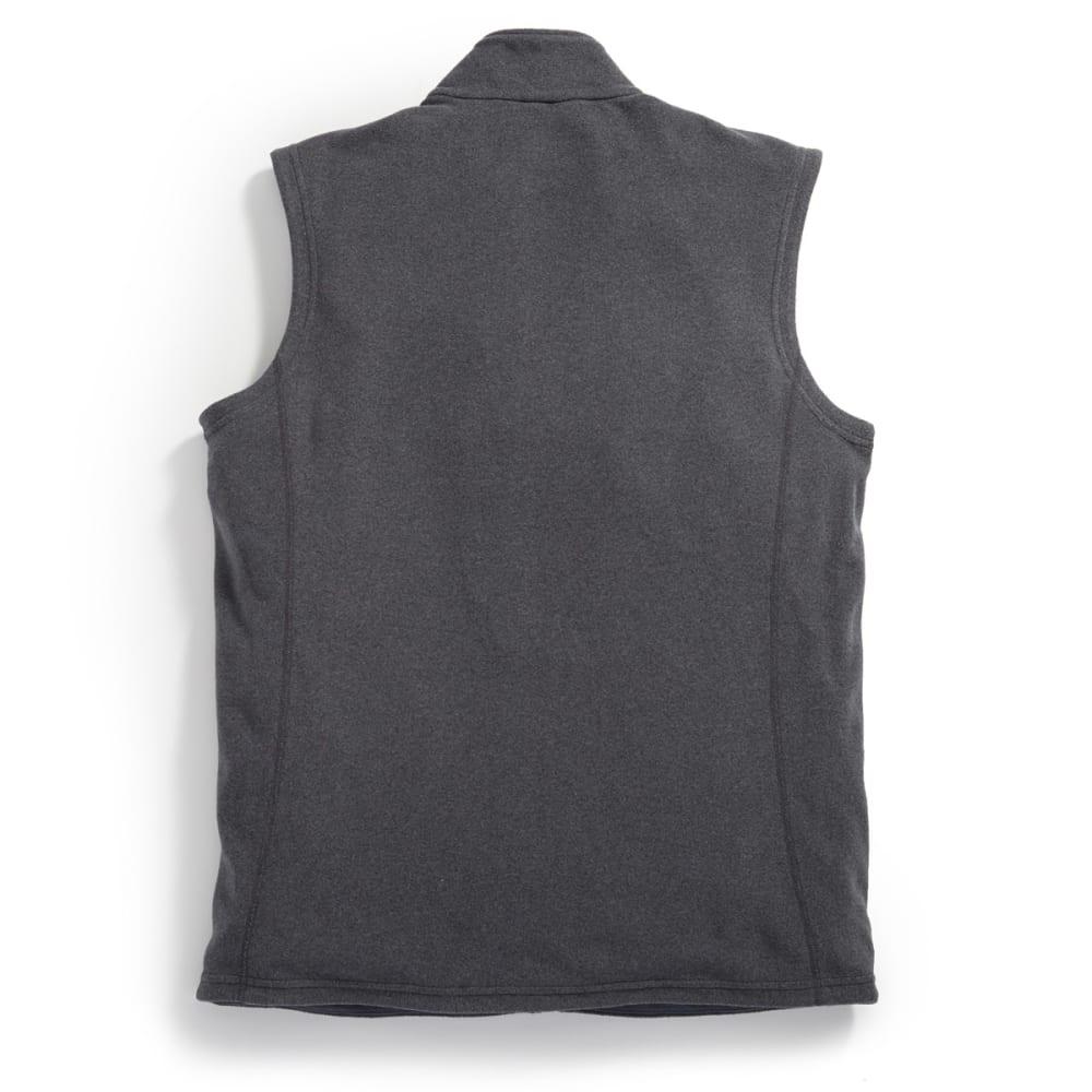 EMS® Men's Classic Micro Fleece Vest - CHARCOAL HEATHER