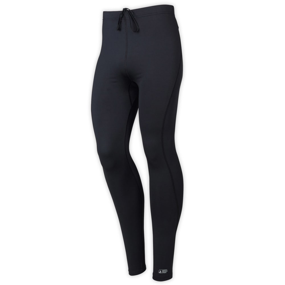 EMS® Men's Core Training Tights  - JET BLACK
