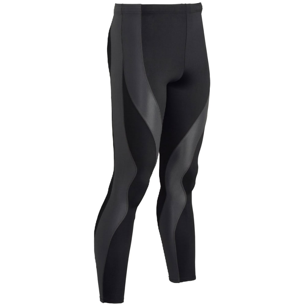 CW-X Men's Performx Tights - BLACK/DARK GREY