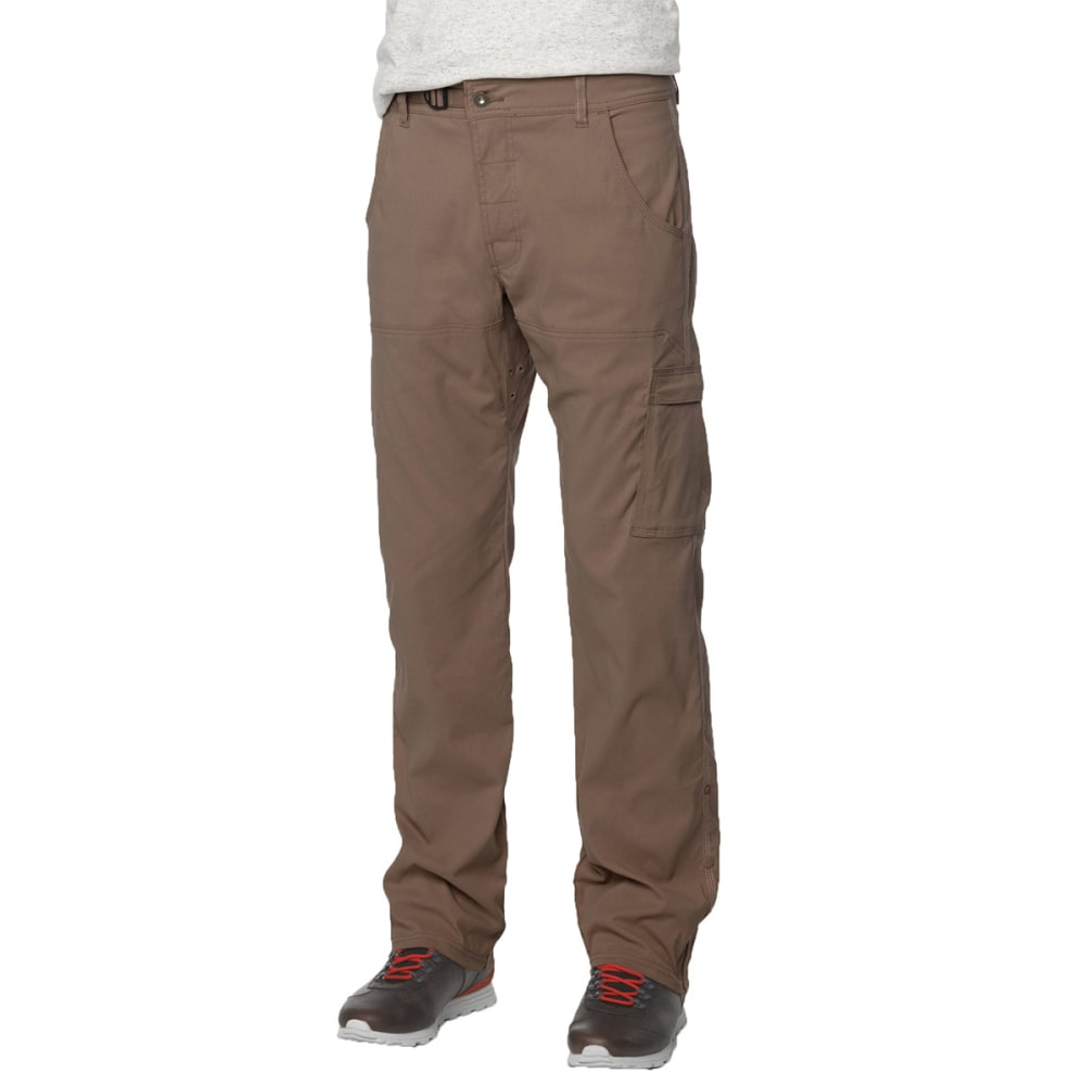 PRANA Men's Stretch Zion Pants - MUD