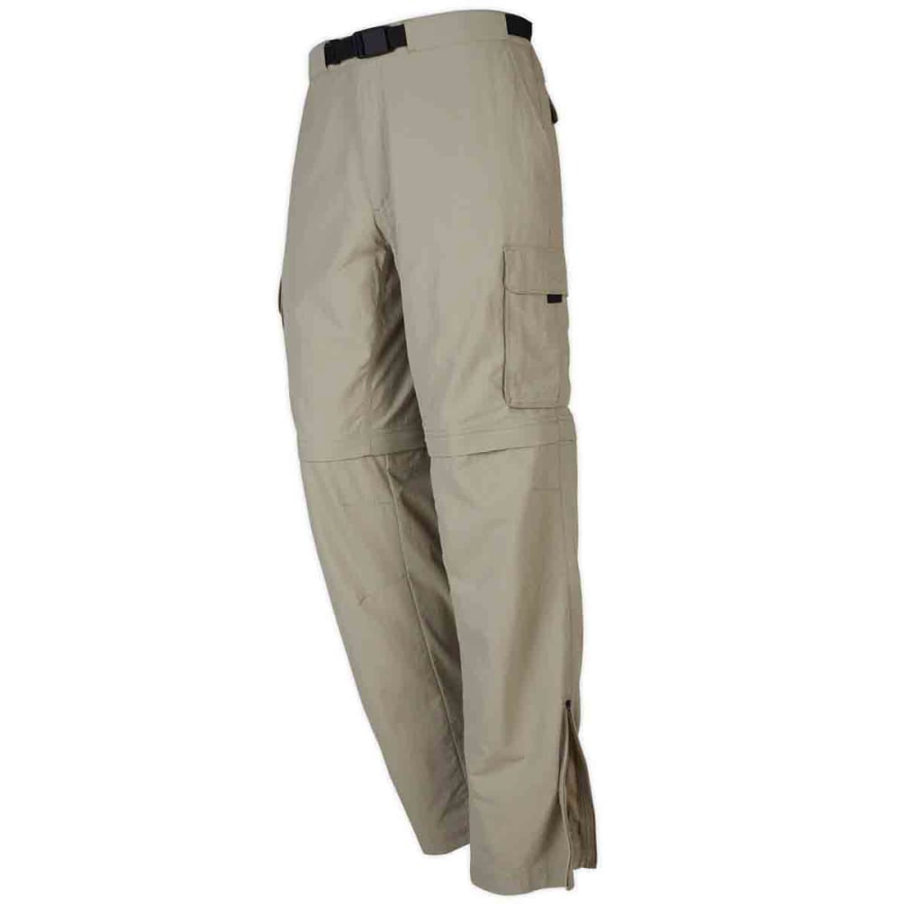 EMS® Men's Camp Cargo Convertible Pants - FOSSIL